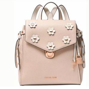 Michael Kors Pink Bristol Backpack Handbag